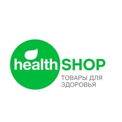 health-shop logo